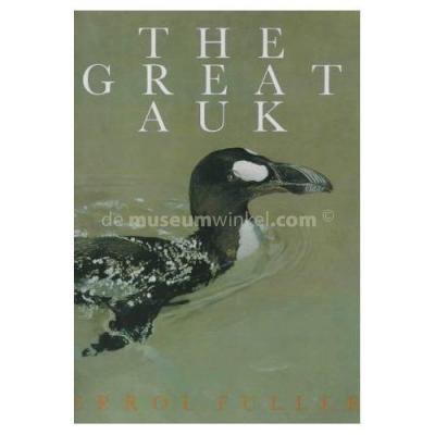 Book The Great Auk, by Errol Fuller