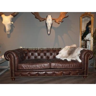 Chesterfield 3 seat sofa