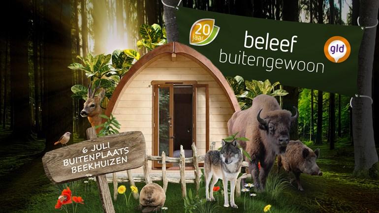 Demo-dag: vogel opzetten & insecten prepareren in Velp